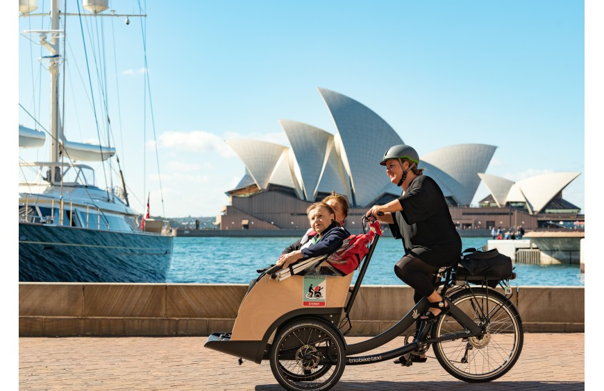 Nationwide funding - Funding for the e-cargo bike