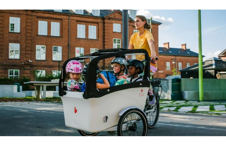 Which cargo bike? Here are the tips.